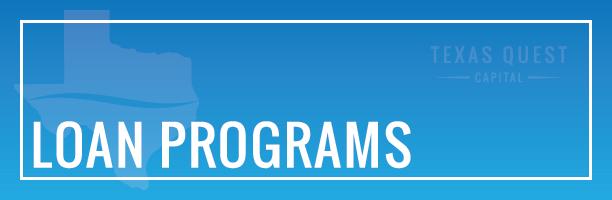 Investor Loan Programs